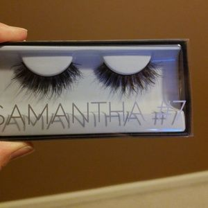 Huda Lashes, Samantha #7, new in box